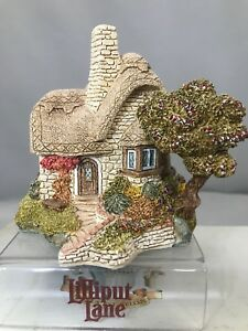 Lilliput-Lane-Beehive-Cottage-English-Collection-Midlands-1989-New-Box-Deed-Book