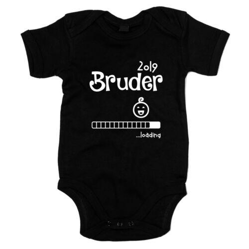 Bruder 2019 loading Baby Body Nachwuchs Neugeborenes Geschwister Kind Brother