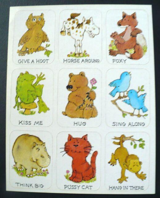 Eureka Baby Animals Stickers