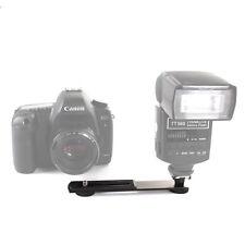 Speedlite Speedlight Flash Bracket Holder for Canon Nikon Sony DSLR Camera DC