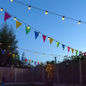 8m-Outdoor-Connectable-Garden-LED-Festoon-Bulb-String-Lights-Home-Decor-Party