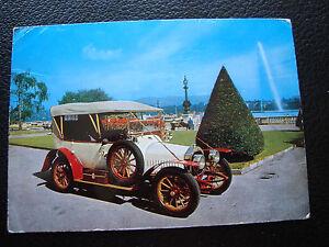 Francia-Tarjeta-Postal-1966-Coche-Dion-Boton-1912-cy73-Francesa