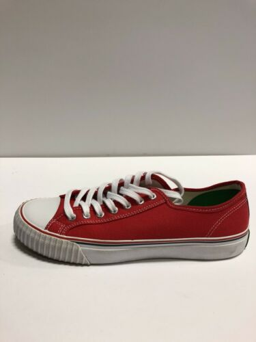 PF Flyers, Mens Sneaker Red US10.5 M