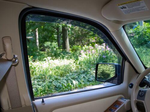 WeatherTech Side Window Deflectors for Hyundai Elantra 2017-2019 Front Pair