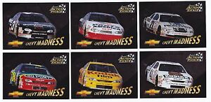 1997-Action-Packed-CHEVY-MADNESS-5-Sterling-Marlin-BV-4