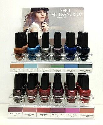 LIMITED - OPI - SAN FRANCISCO Collection F/W 2013 - Pick Any Shade