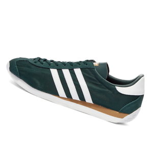 ADIDAS-MENS-Shoes-Country-Green-White-amp-Carbon-EG7758