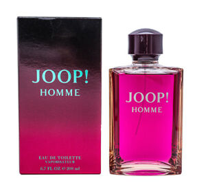 Joop Homme by Joop! 6.7 oz EDT Cologne for Men New In Box