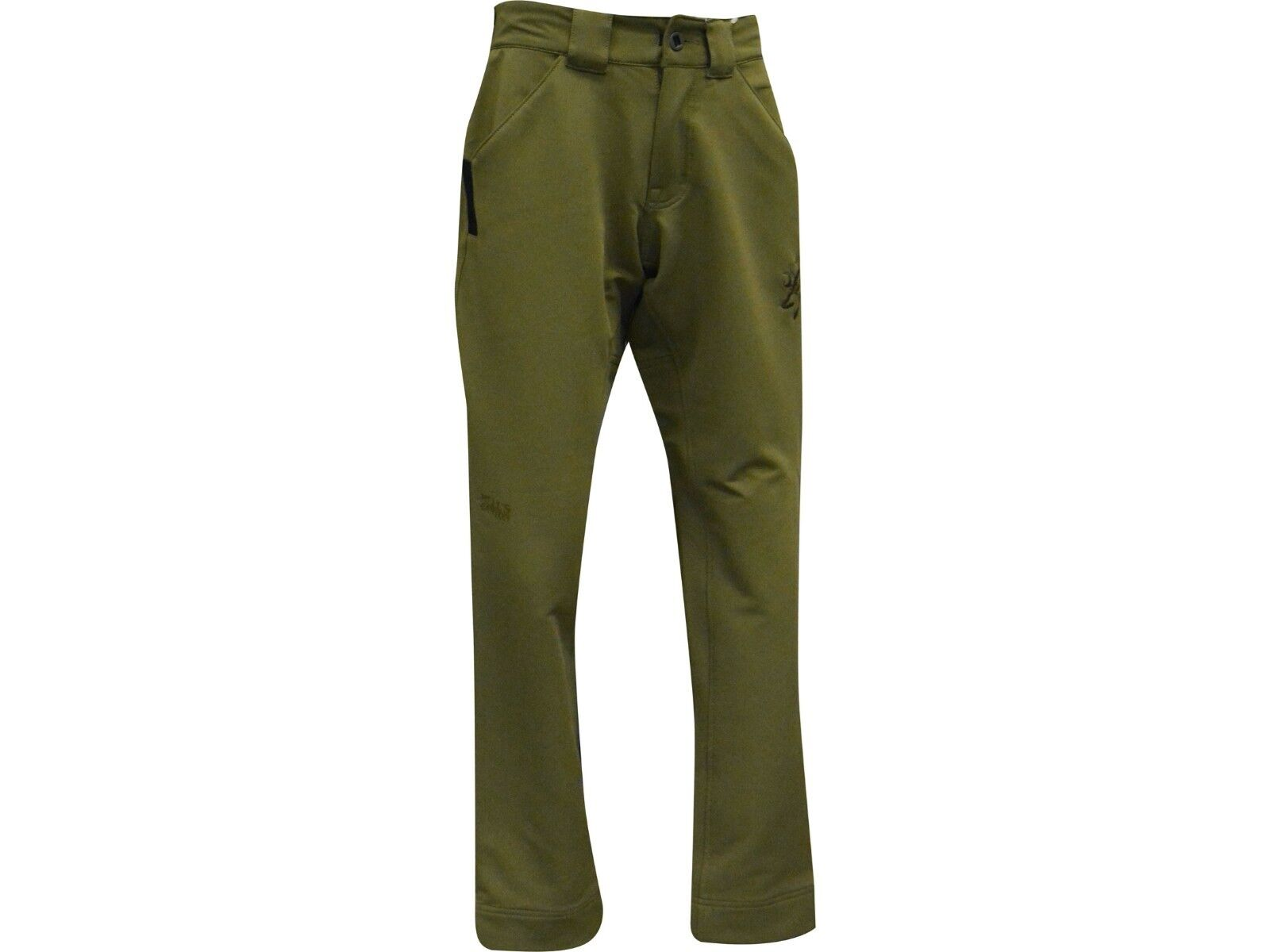 Browning Hell's Canyon Mercury Scent  Control Pants Polyester Capers 40  Waist  big discount