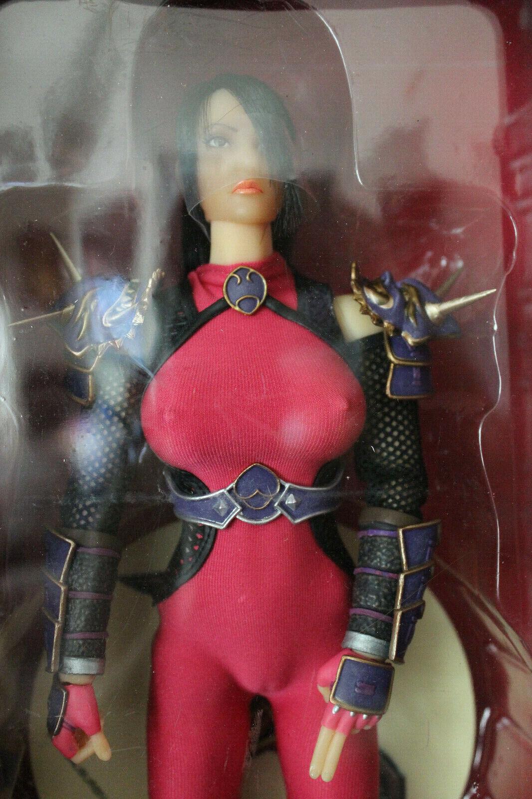 TRIAD giocattoli  OTAKU  PHICEN SOUL CALIBUR IV TAKI 16 FEMALE azione cifra
