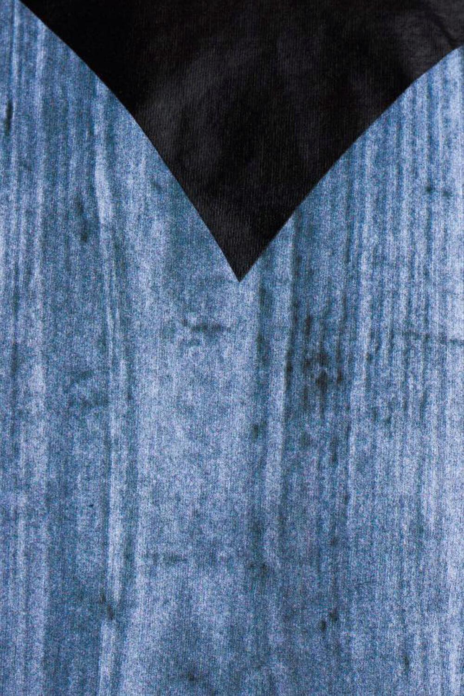 DIESEL nero oro Taven-Wood T-shirt grande girocollo a a a maniche corte fbb624