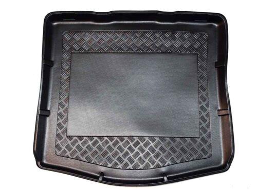 Riffelblech Design Kofferraumwanne für Ford Grand C-Max 5-Sitzer 2010
