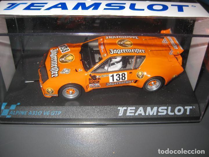 TEAM SLOT REF. 12803 ALPINE A310 V6 GTP New New 1 32