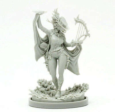 █ 30mm Resin Kingdom Death Fantasy Figure Unpainted ONLY FIGURE WH273