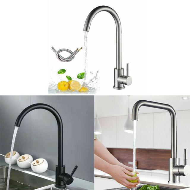 Küchenarmatur Spültisch Armatur Wasserhahn für Küche Einhebel Spülbeckenarmatur