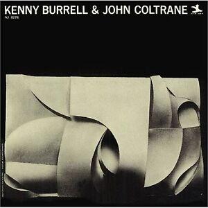 KENNY-BURRELL-amp-JOHN-COLTRANE-New-Jazz-Records-SEALED-VINYL-LP