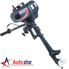 Boat Engine 2-Stroke Outboard Motor CDI System 2.5kw 3.5HP Fishing Boat Engine