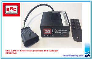 Brand New Type BRC MTM P1 SENSORE PRESSIONE GAS GPL Autogas de802040