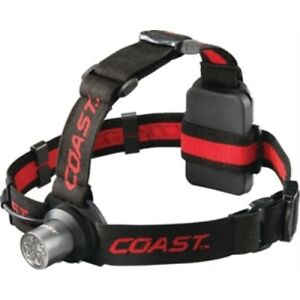 Coast LED Lenser 7041 6 Chip LED Headlamp
