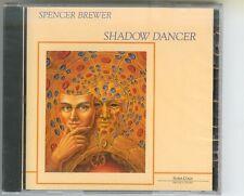 SPENCER BREWER -  Shadow Dancer - CD 1984  Sona Gaia/USA NEU & OVP/NEW & Sealed
