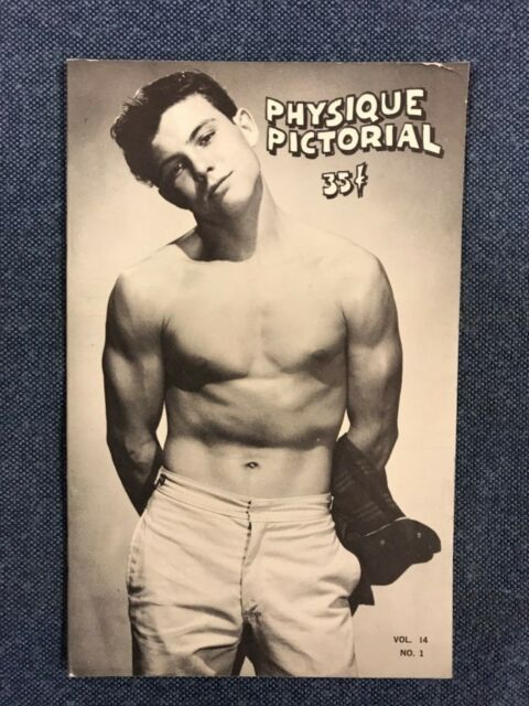 Physique Pictorial Volume 45 [Summer 2018] - BOB MIZER
