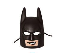 NEW 2017 THE LEGO BATMAN MOVIE BATMAN MASK COSTUME 853642