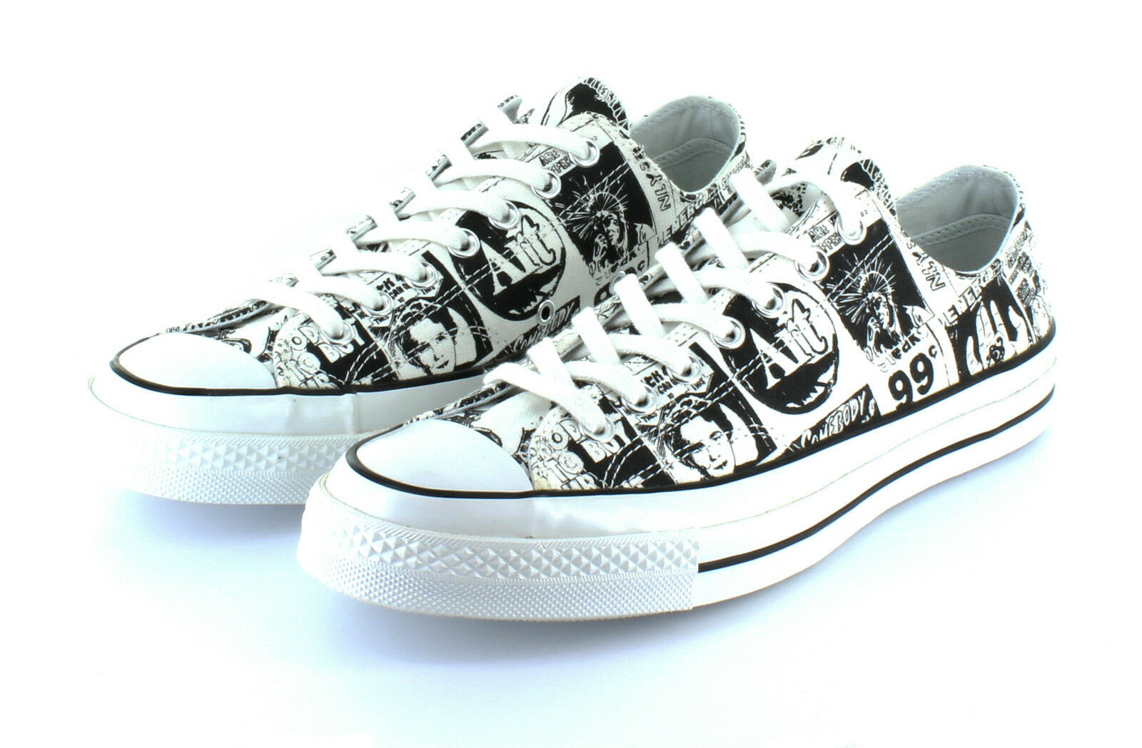 Converse CT AS 1970´s Ox White Powder Andy Warhol 42,5 / 43,5 US 9