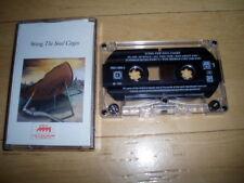 Sting - The Soul Cages (1991) - RARE Arabian official import cassette tape album