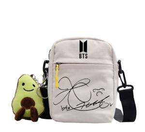 Bulletproof Youth League Star Signature Canvas Bag Crossbody Small Square Bag