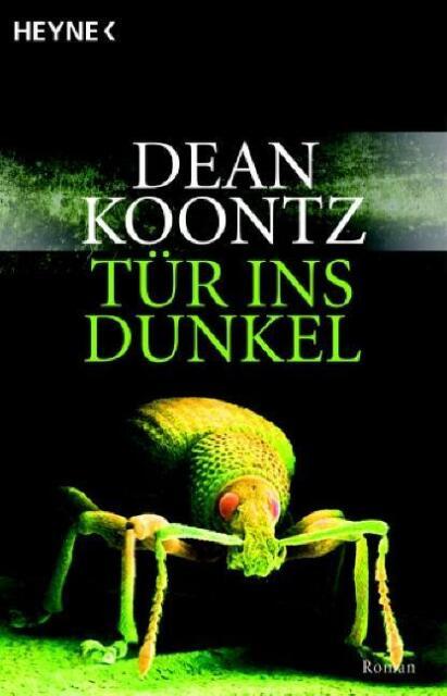 Tür ins Dunkel von Dean Koontz (2007, Taschenbuch), UNGELESEN