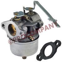 Tecumseh Carburetor Fits Models H30-35345p H30-35345r H30-35345s H30-35353p