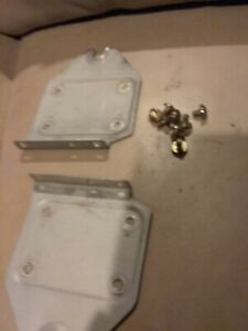 1991-99 Mitsubishi 3000gt Dodge StealthOEM Radio Stereo Brackets Left and Right