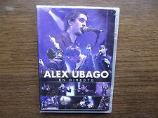 Alex Ubago - En Directo (DVD, 2004)