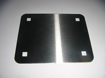 NEW Premier 392-50 tom socket steel blank plate with matching wrap
