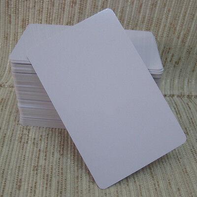 230PCS Inkjet Printable White PVC Card (No Chip) For Epson/Canon Inkjet Printer