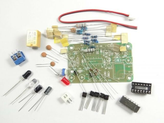 DIY Infrared sensor switch Relay Switch Electronic Kits DIY Parts
