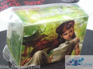 ULTRA-PRO-XIAO-QIAO-DECK-BOX-CARD-BOX-FOR-MTG-WoW-NARUTO-OR-CARDFIGHT