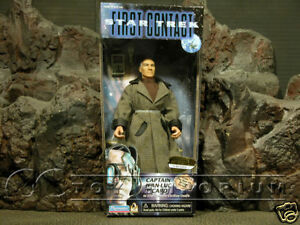 RARE-Star-Trek-1st-Contact-9-034-Capt-Jean-Luc-Picard-MIB