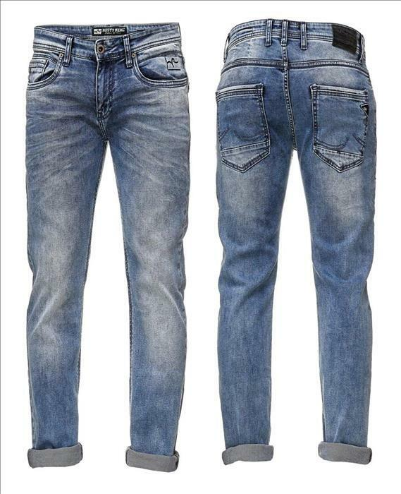 Rusty Neal Jeans Elgon Jeanshose