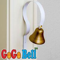 Gogo Bell Dog Doorbell Housebreaking Housetraining Door Bell Potty Training Pet