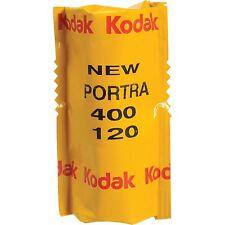 Pellicola medio formato Rullino Colore Kodak Portra 400 120