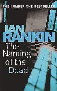 Ian-Rankin-The-Nom-de-Dead-Tout-Neuf-Arque-Fenetre-Livraison