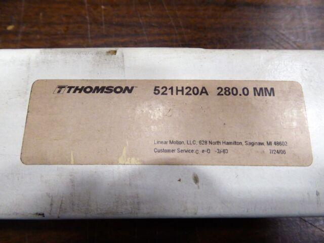 Thomson Ball Profile Rail 521H20A 280mm
