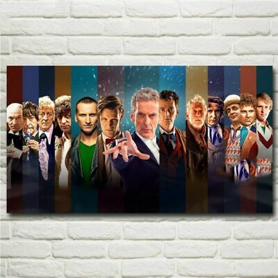 Doctor Who Diamond Painting Cross Stitch Full Square//round Drill 5D Wall Art