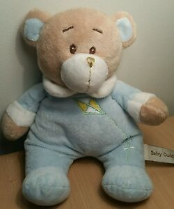 Baby-Teddy-Bear-Blue-and-Brown-By-BABY-CUDDLES
