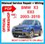 Servicio-De-Reparacion-Manual-De-Taller-Oficial-Para-BMW-X3-E83-2003-2010 miniatura 1