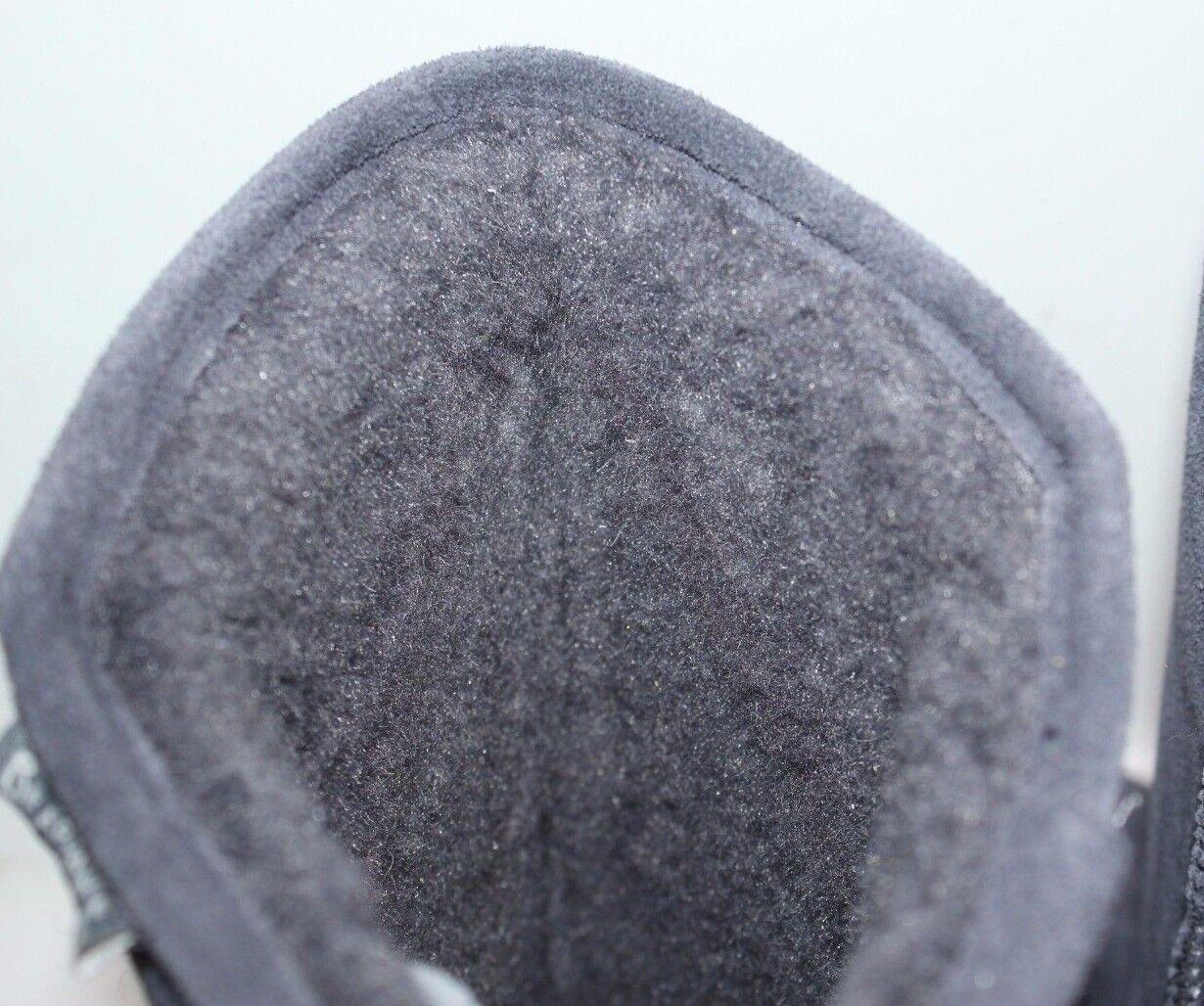 BEARPAW EMMA    EVA TALL SHORT SUEDE Stiefel damen SHEEPSKIN VARIATION NEW W  TAGS a99633