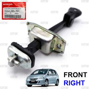 Front Rh Hinges Stop Check Limiter Strap Fits Honda Jazz Fit Hatchback 2003 2007