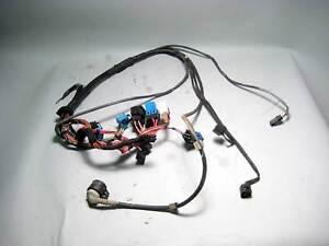 BMW E46 Automatic Transmission Wiring Harness 3/03+ 2003-2006 OEM USED |  eBayeBay
