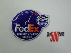 FedEx-Championship-Series-CART-Championship-Auto-Racing-Teams-Iron-On-Patch